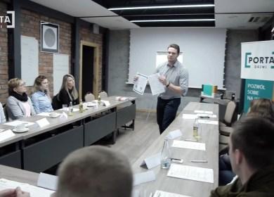 Reportaż ze szkolenia sprzedażowego Mitura Academy