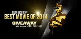 BOYHOOD GIVEAWAY – Win Film Inquiry's Best Movie of 2014