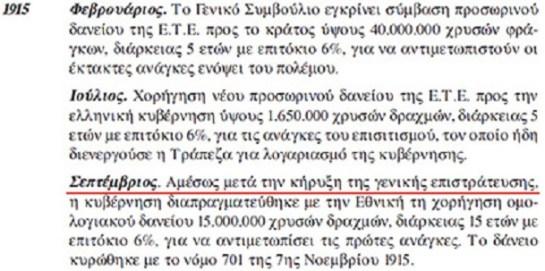 Rothschild κι Ἐθνικὴ τράπεζα.90