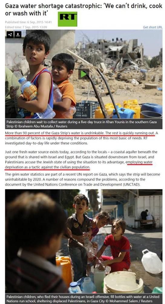 Είδη υδρεύσεως μόνον στο Ισραήλ!!!