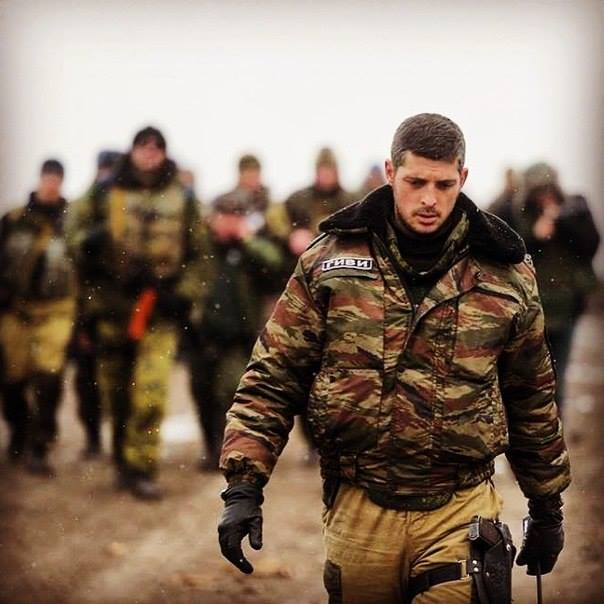 Ὁ ἀληθινὸς στρατιώτης...