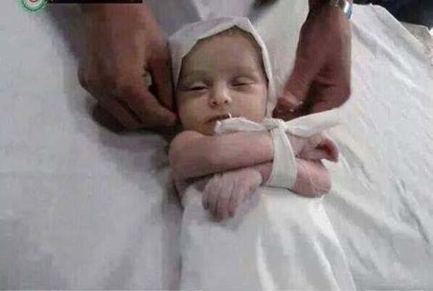 Ζωντανά τά θάβουν τά παιδιά τους οἱ ἰσλαμιστές;7