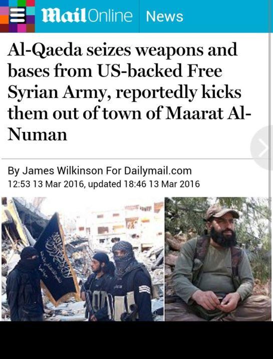 Μόνον τὰ made in U.S.A. ὅπλα προτιμᾶ ἡ ISIS!!!1