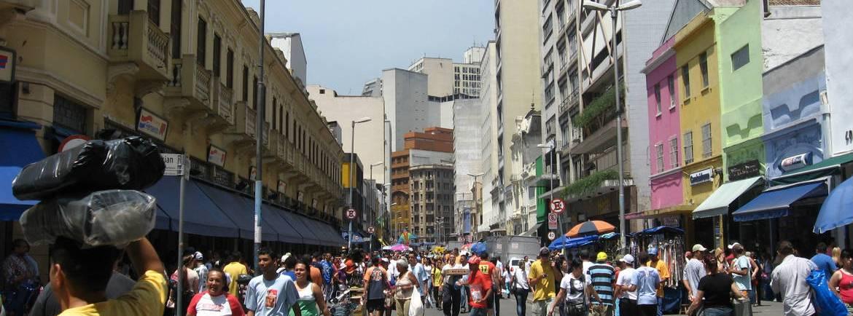 Rue de Sao Paulo