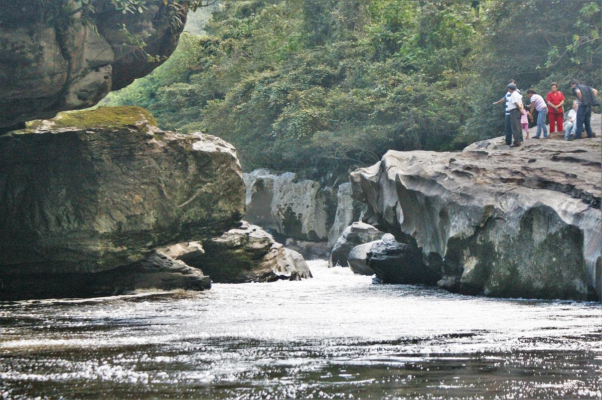 El Estrecho del Rio Magdalena