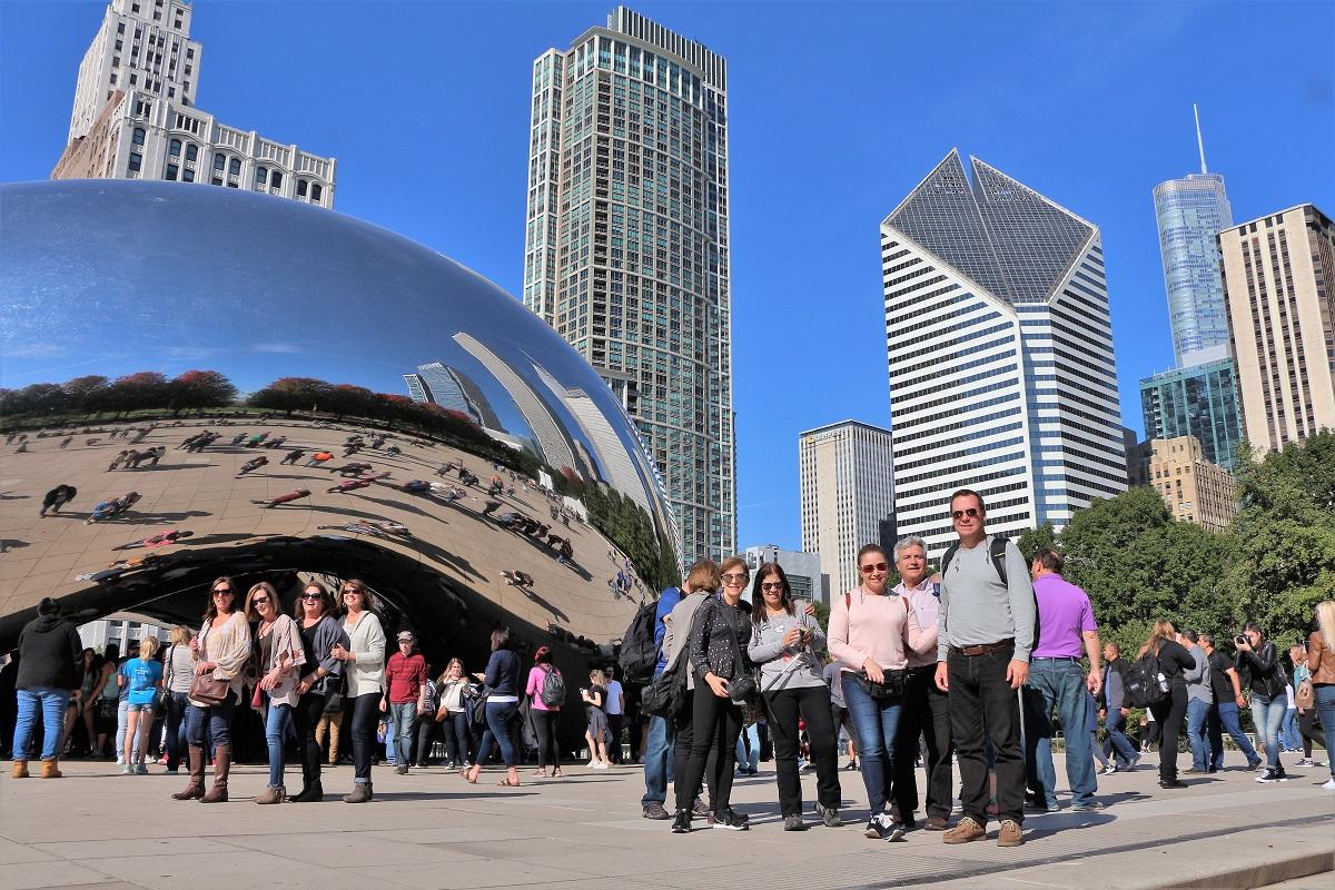 Chicago la ciudad de los vientos