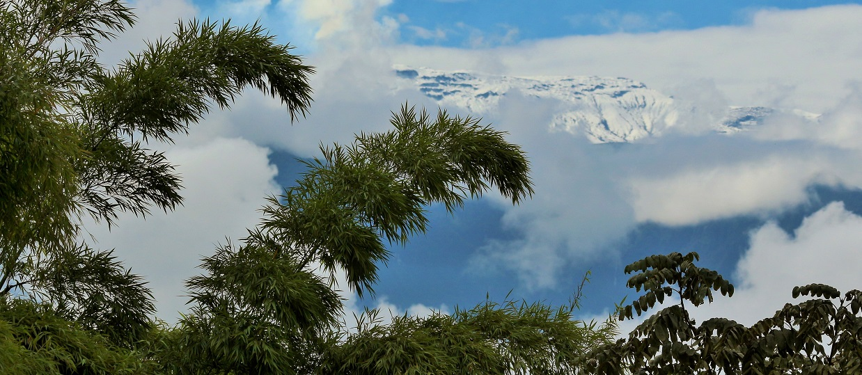 El Nevado del Ruiz