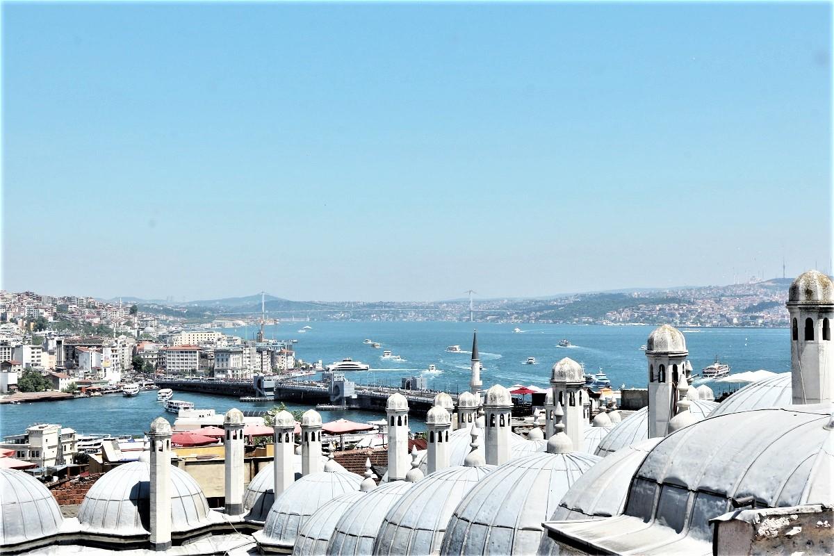 Paseo por Turquía con Ramasan