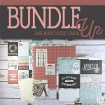 Bundle Up Easy Peasy Pocket Cards - Featured