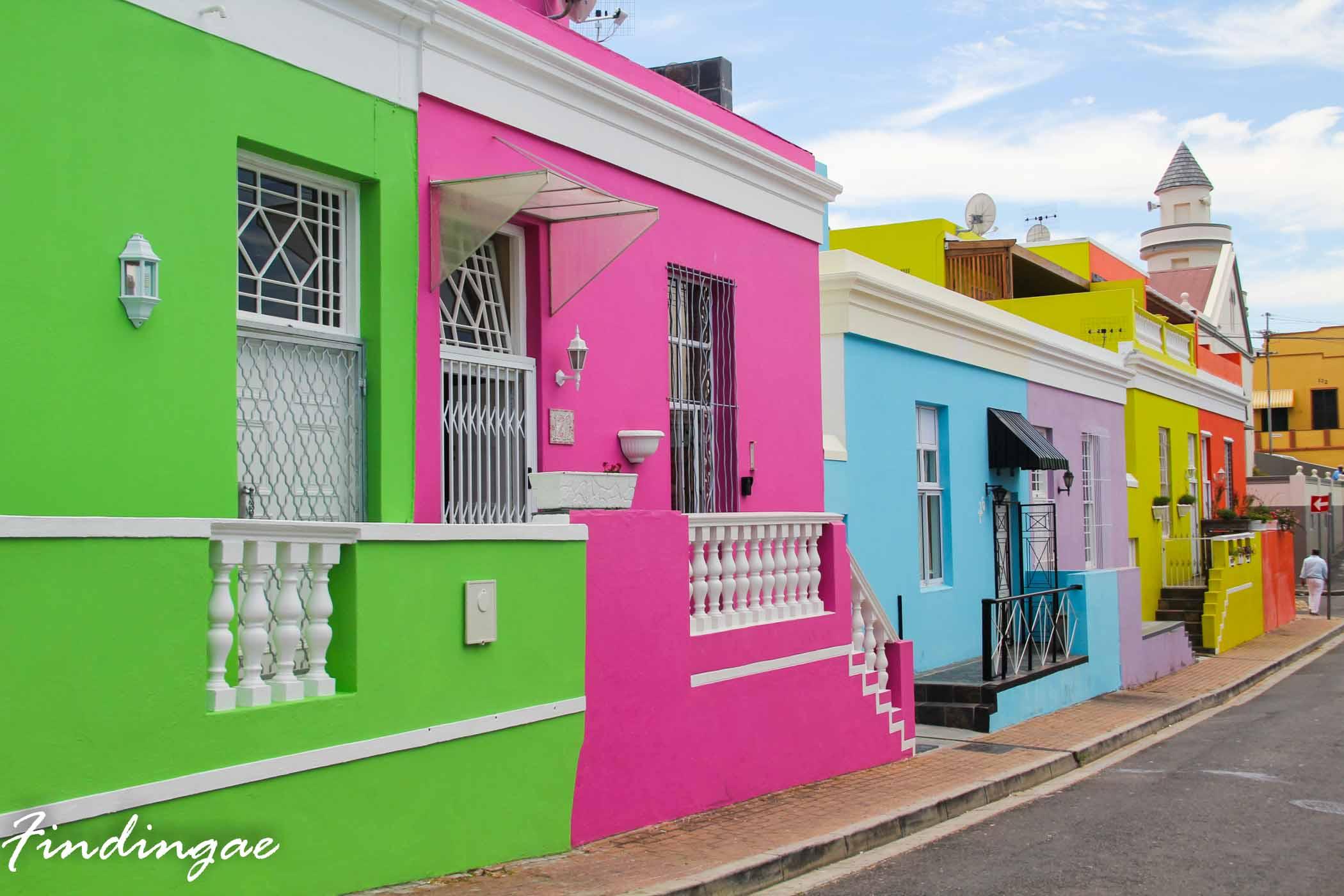 Bo Kaap - Colors to my Gloomy Day - FindingAE