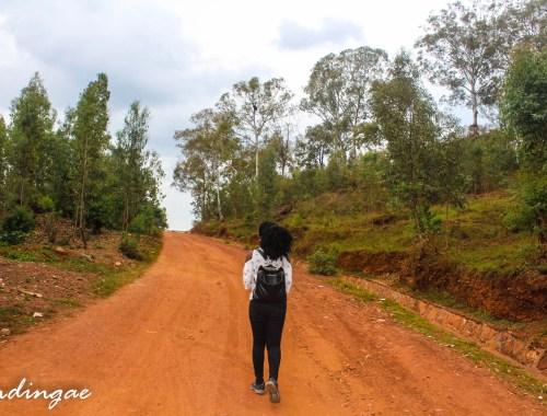 Mount Kigali Rwanda