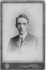 OWEN George abt 1912