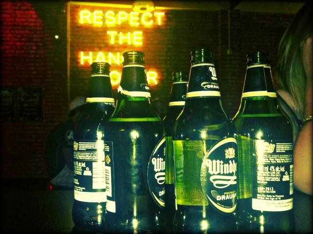 Puma Social Club Respect the Hangover