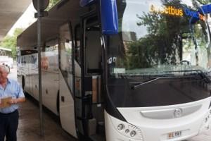 Directbus Barcelona to Andorra