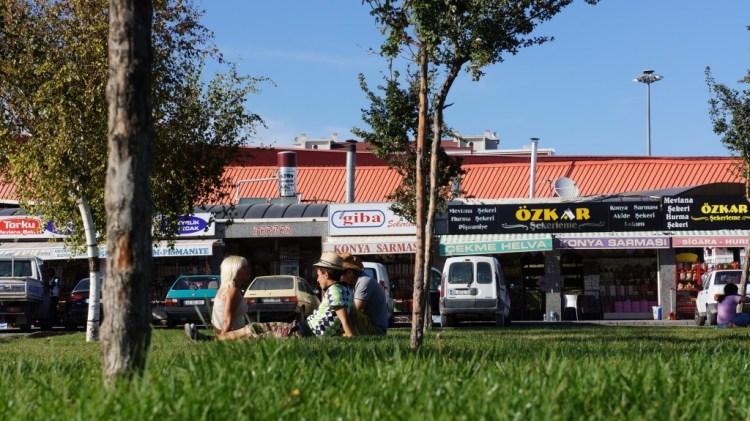 bus Olympos to Cappadocia