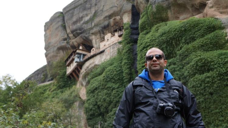 George of Visit Meteora