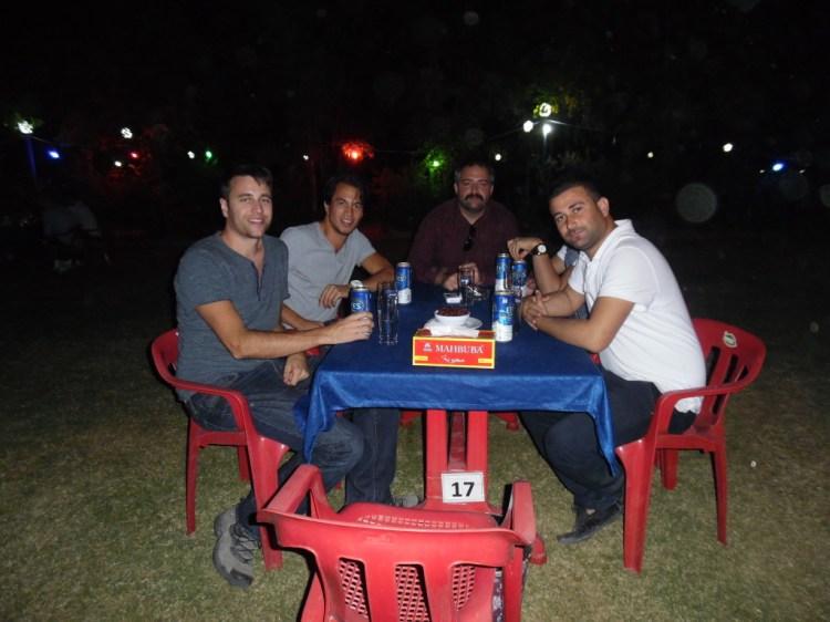 Backpacking travel Zakho Iraq