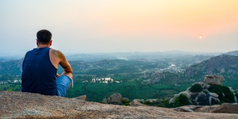 things to do in hampi monkey temple