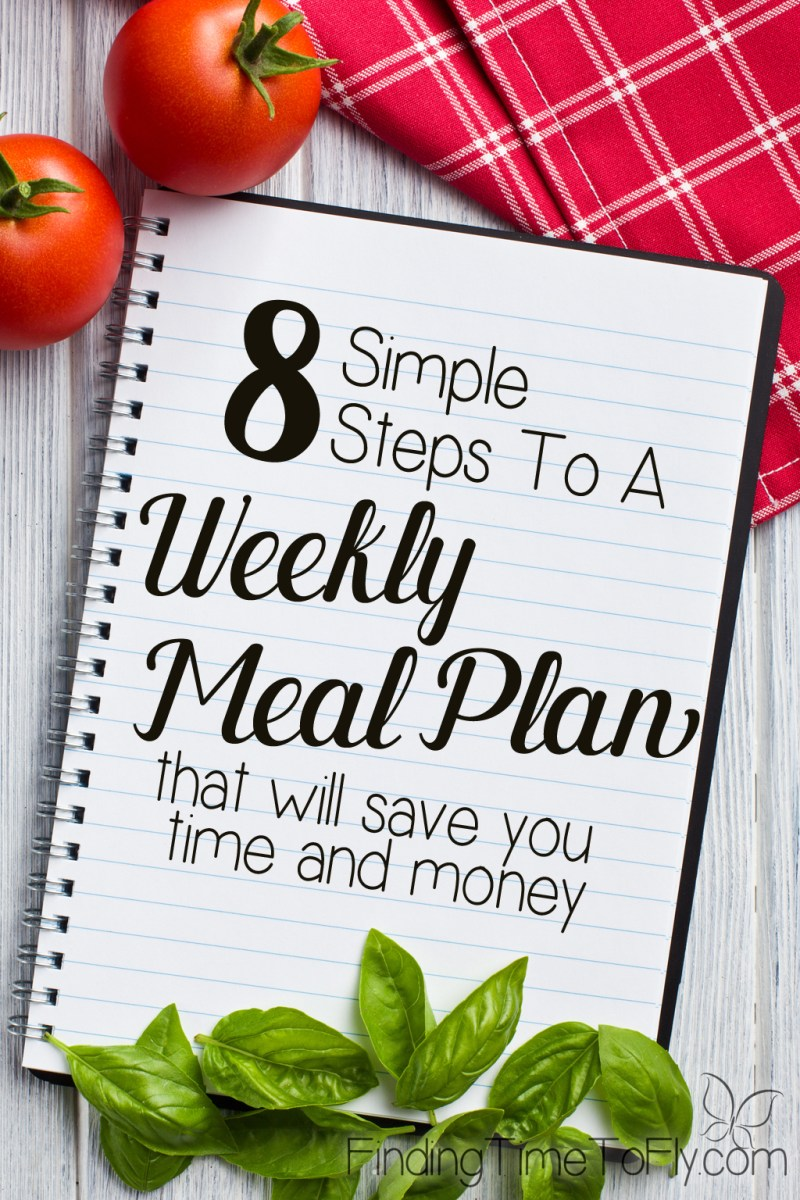 How To Get the Most From A Weekly Meal Plan