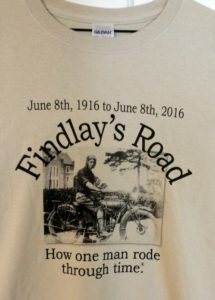 Findlay's Road T-shirt
