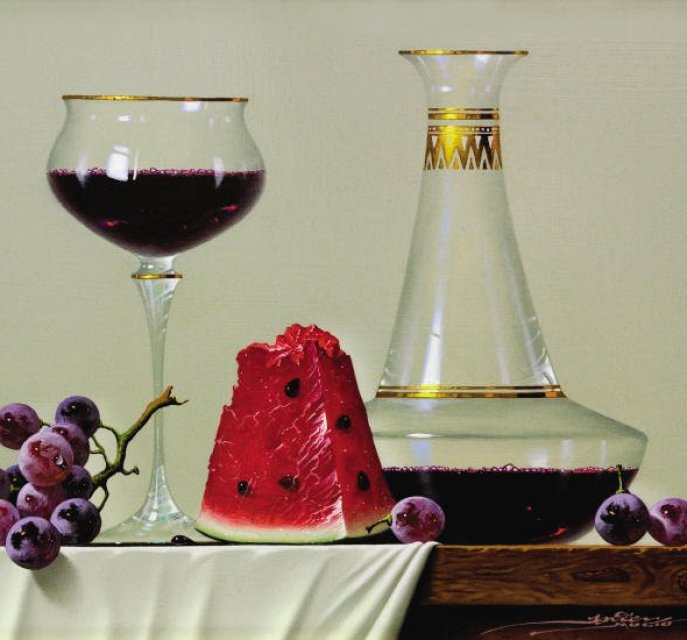 glass-water-oil-painting