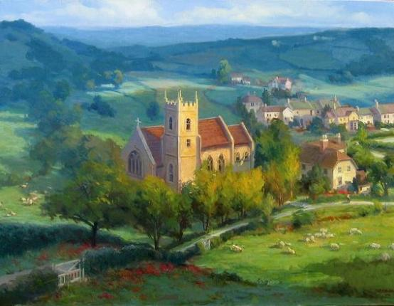 landscape-paintings