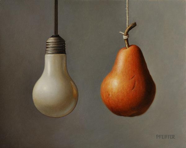 bulb-painting