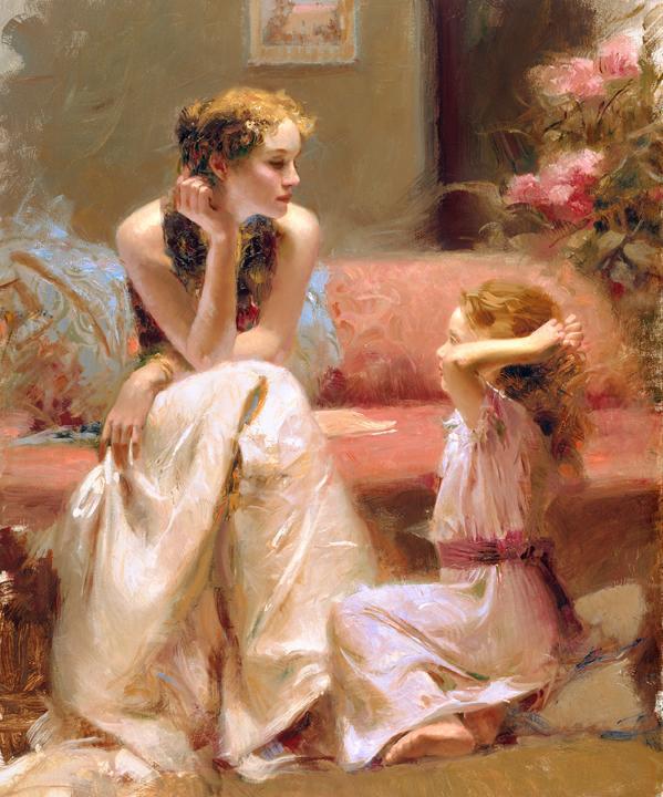 mom-child-painting