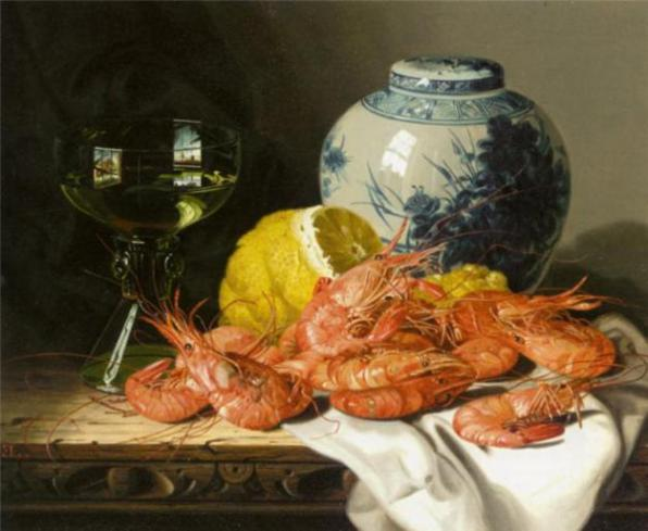 prawns-paintings