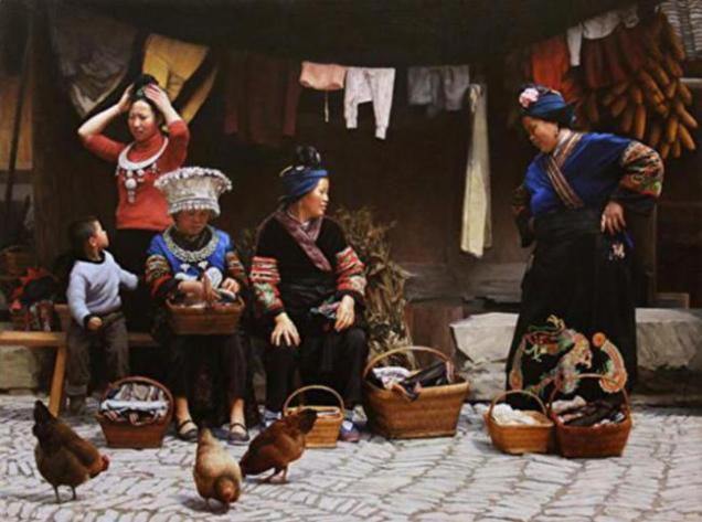 chinese-women-paintings
