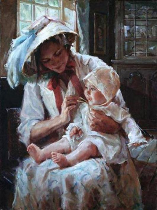 mother-and-child-paintings