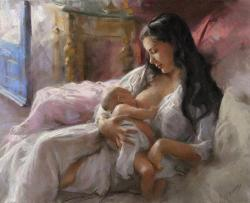 mother-baby-paintings