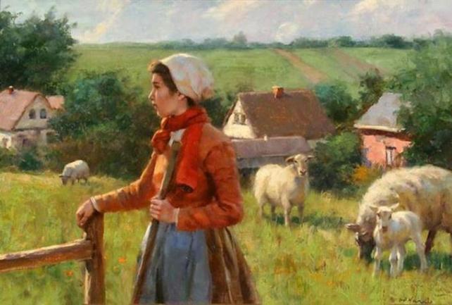 19-century-sheep-paintings