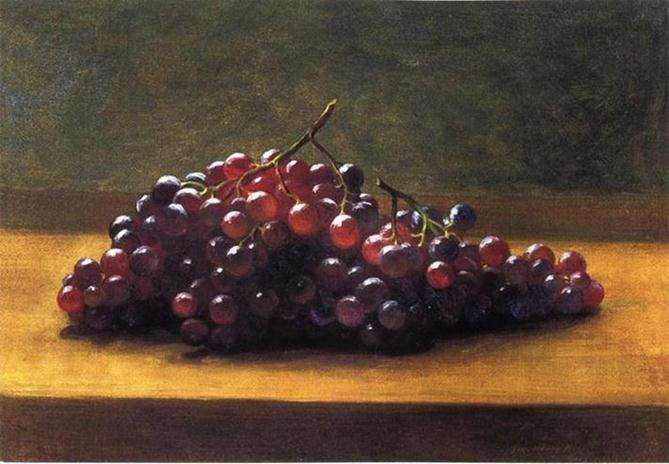 famous-grapes-painting
