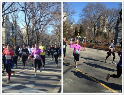 NYRR Run For The Parks 4 Mile Race Recap