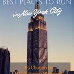 The Best Running Routes in NYC – Throwback Thursday