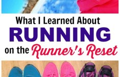 What I Learned About Running on the Runner's Reset