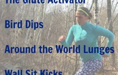 Monthly Workout Round Up – Injury Prevention for Runners