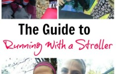 Running Tips: Running With a Stroller
