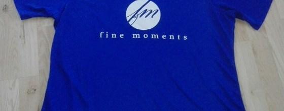 fine moments Fußball-Trikot