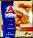 Random image: atkins-sweet-and-salty-almond-crunch-bar-review-photo