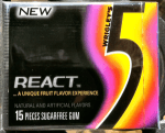 Random image: react-5-gum-review-photo