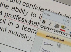 Blog: Proof Reading Fingertips Typing