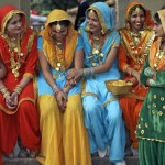 India-mulheres