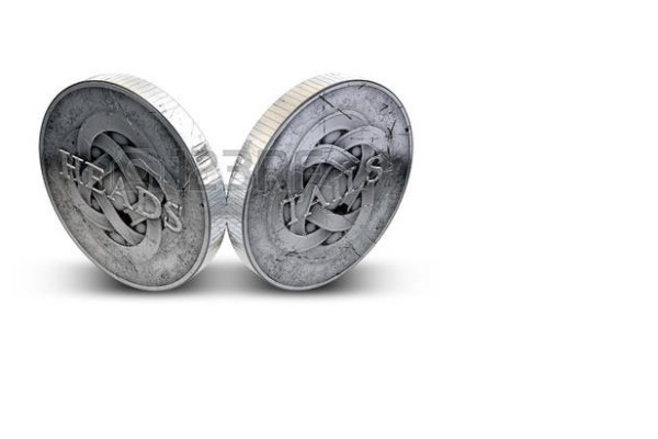 52526320-a-concept-image-showing-both-sides-of-an-antique-coin-displaying-a-heads-and-a-tails-side-on-an-isol