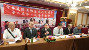 2.理事長陳弘毅主持第二屆第3次會員大會