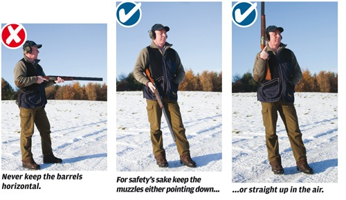 Shooting Safety