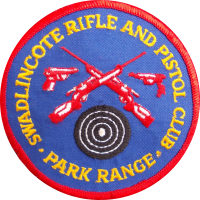 Swadlincote Rifle and Pistol Club logo