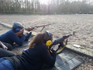 Photo Credit: Brunel University Target Shooting Club, Courtesy of Chris Green