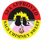SFA Approved NACS Chimney Sweep